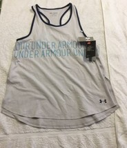 Under Armour Girls Youth Tank Loose XL Racer Back Loose NWT - $15.36