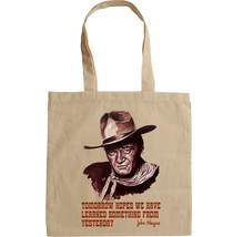 JOHN WAYNE - NEW AMAZING GRAPHIC HAND BAG/TOTE BAG - $16.75