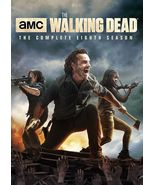 The Walking Dead: The Complete Seventh Season Eight 8 DVD 2018 Brand New... - $14.50