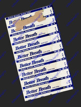 60 (50+10) NASAL STRIPS (LARGE) Breathe Better & Reduce Snoring Right Now - $8.18