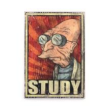 Professor Farnsworth poster futurama art Farnsworth art poster art futur... - $55.00
