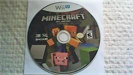 Minecraft (Nintendo Wii U, 2015) - $20.15