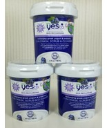 3- YES TO Superblueberries Recharging Greek Yogurt 3-in-1 Mask Scrub & C... - $28.71