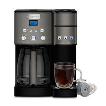 Cuisinart Kitchen Pantry Programmable Coffeemaker 12-Cup 96 Oz. Drip Typ... - €154,89 EUR