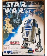 1977 MPC Revell Takara Star Wars R2-D2 1/8 scale Japanese Plastic Model ... - $48.51