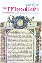 The Megillah: The Book of Esther (The ArtScroll Tanach Series) [Hardcover] Artsc