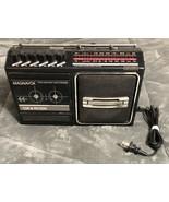 Vintage Magnavox Radio Cassette Recorder D7170/17 AM/FM Radio Only! - $9.89