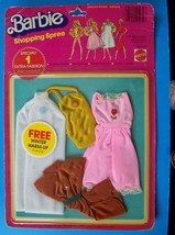1981 BARBIE DOLL SH0PPING SPREE Summer, Spring, winter, Autumn #5309 MOC - $44.55