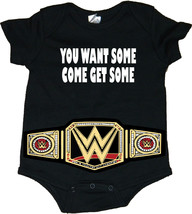 AJ Styles WWE Baby Creeper//Bodysuit