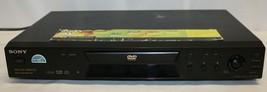 Sony DVP-NS300 CD DVD Player Home Theater Video Audio Player Tested No R... - $19.79