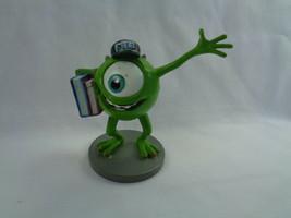 Disney / Pixar Mike Wazowski Monsters Inc. PVC Figure or Cake Topper - $2.92