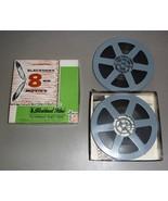 "Tragic Plunge (1914) Perils of Pauline - 8mm Blackhawk Films (2) Two 5"" ... - $15.75"