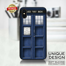 Doctor Who Tardis door, police public call box Phone Case Samsung Huawei... - $9.99