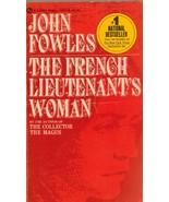 The French Lieutenant's Woman John Fowles PB 1973 Romance - $4.90