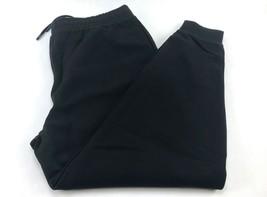 Fila Ladies Heritage Fleece Jogger Sweat Pants Size XL Black - $18.61