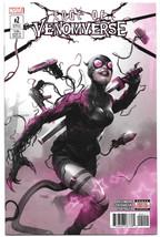 Edge Of Venomverse #2 Mattina Gwenpool Venomized NM 2017 Marvel Comics 1... - $3.95