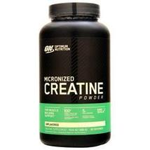 Optimum Nutrition ON Micronized CREATINE powder Unflavored 60 servings E... - $28.00