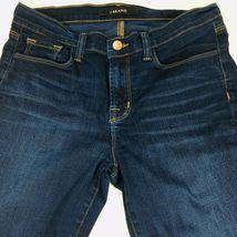 J Brand Womens Cigarette Leg Ignite Slim Straight Leg Cotton Stretch Size 28x31 image 3