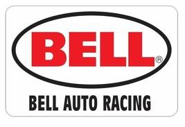 Bell Helmets Sticker R154 Racing Race Car - $1.45+