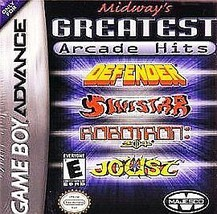 Midway's Greatest Arcade Hits (Re-Release) (Nintendo Game Boy Advance, 2... - $11.24