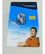 NEW In Box Plantronics CS55 Home Edition Wireless Headset System  - $63.35