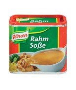 Knorr RAHM SOSSE/ Creamy Gravy for 1,75L -238g-Made in Germany-FREE SHIPPING - $15.83