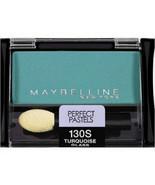 Maybelline Eye Shadow Single Turquoise Glass Expert Wear, green full siz... - €10,58 EUR
