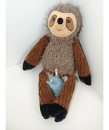 Scentsy Buddy Suzie the Sloth Stuffed Animal Luna Scent Pack   - $49.49