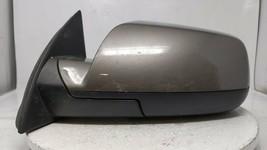 2010-2011 GMC TERRAIN Driver Left Side View Power Door Mirror Gray 40025 - $35.63