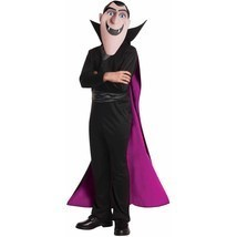 Hotel Transylvania Dracula Child Halloween Costume Free Shipping - £28.42 GBP