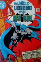 The Untold Legend of Batman #3 (Vol. 1, No. 3, 1980) [Comic] DC Comics - $6.77