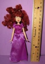 "Disney Store Cinderella Evil Stepsister Anastasia  6"" Mini Curly Redhead... - $18.00"