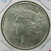1923 Peace Dollar, Choice BU - $37.50