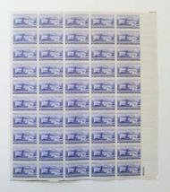 1950 Full Sheet USPS 50 VF MNH OG Scott #991 Supreme Court Capital Sesq ... - $11.87