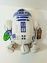 """Star Wars Z Episode 1 R2D2 talking Plush 11"""" Applause with tags  - $22.44"""