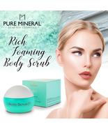 Pure Mineral - Rich Foaming Body Scrub - $19.95