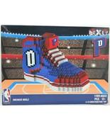 Detroit Pistons NBA 3D Construction Toy/Puzzle by BRXLZ / FOCO ~ 1199 pcs - $19.80