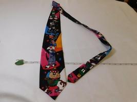 Looney Tunes Mania Taz Marvin the Martian silvester neck tie necktie vin... - $21.77