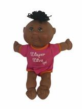 "2006 CPK Diaper Diva Doll African American 9"" - $24.56"