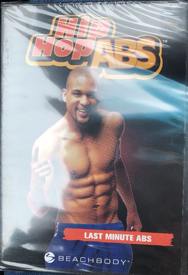 BEACHBODY - HIP HOP ABS: LAST MINUTE ABS.....NEW DVD