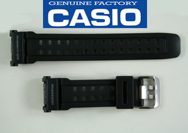 Genuine CASIO G-SHOCK  MUDMAN WATCH BAND STRAP BLACK  G-9000 G-9000-1 - $29.03