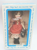 "1982 Shirley Temple Doll 12"" Susannah of the Mounties in Original Box Id... - $14.35"