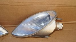 97-04 Mercedes SLK230 SLK320 R170 Parking Corner Light Lamps Set Pair L&R image 3