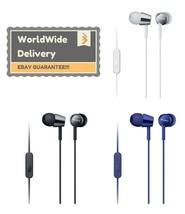 Sony MDR-EX150AP In Ear Stereo Earphones Headphones Ipod MP3 Earbuds New Genuine - $26.77