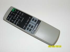 Genuine Sony RM-SG10AV Remote Control - $11.59