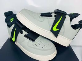 NIB SIZES 10-13 MEN Nike Air Force 1 Utility AF1 Casual Shoe Sneaker Vol... - $79.99