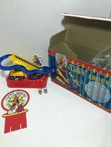 Vintage 1990 D.Y. Toy Battery Operated Clown Around Original Packaging W... - $15.39