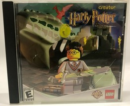 LEGO Creator: Harry Potter and the Chamber of Secrets (Windows PC, 2002) - $7.94