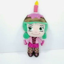 Disney Store Wreck It Ralph Sugar Rush Racer Candlehead Plush Doll Scent... - $19.79