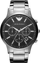 Emporio Armani AR2460 Men's Watch Chonograph, New with Tags , 2 Years Warranty - $138.90